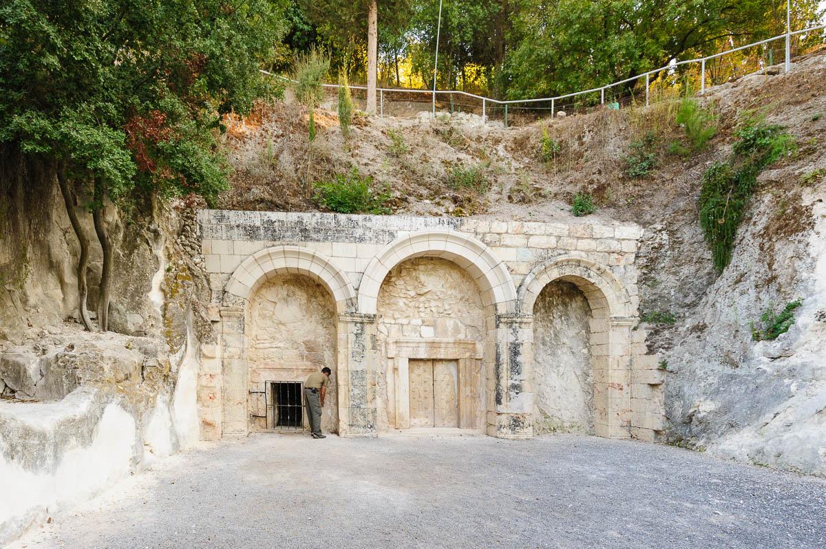 Beit Shearim - Yehuda Hanasi