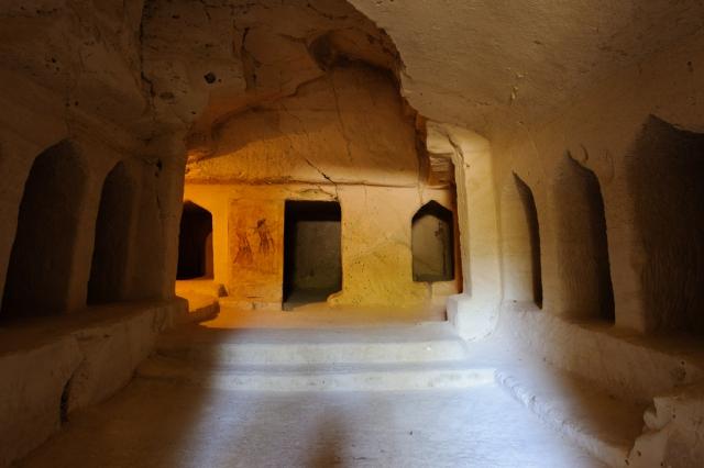 Sidonian grave, Maresha