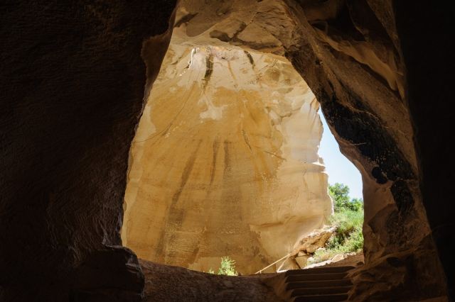 Bell caves, Maresha