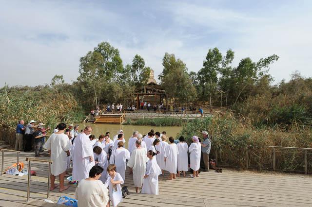 Qasr el-Yahud baptism site