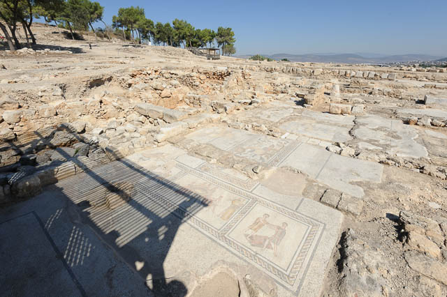 Sepphoris - an ancient Jewish town