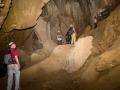 Exploring Malham cave