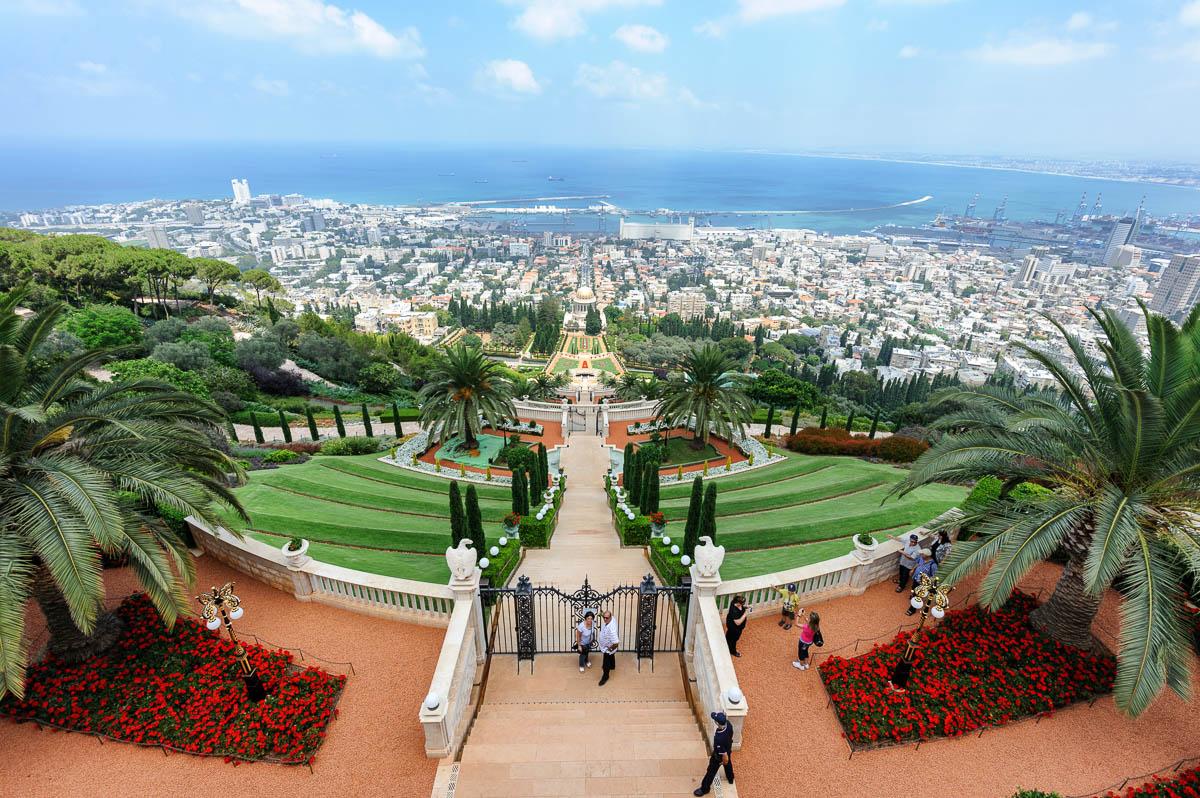 Bahai Gardens Haifa
