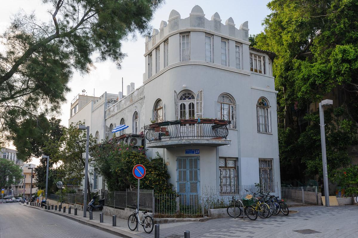 Shmuel Balder house, 1925