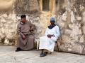 Ethiopian monks, Church of the Holy Sepulcher